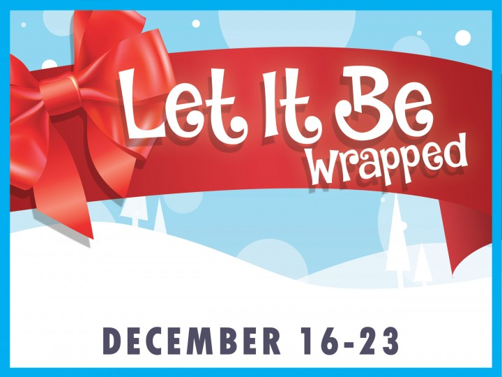Let It Be Wrapped
