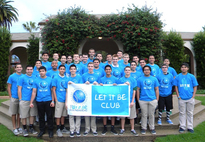 Let it be clubs on campus
