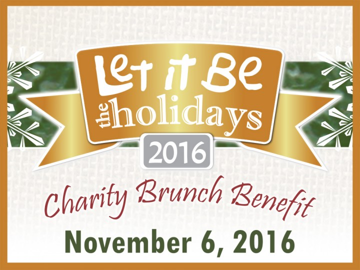 Let It Be the Holidays Brunch Benefit