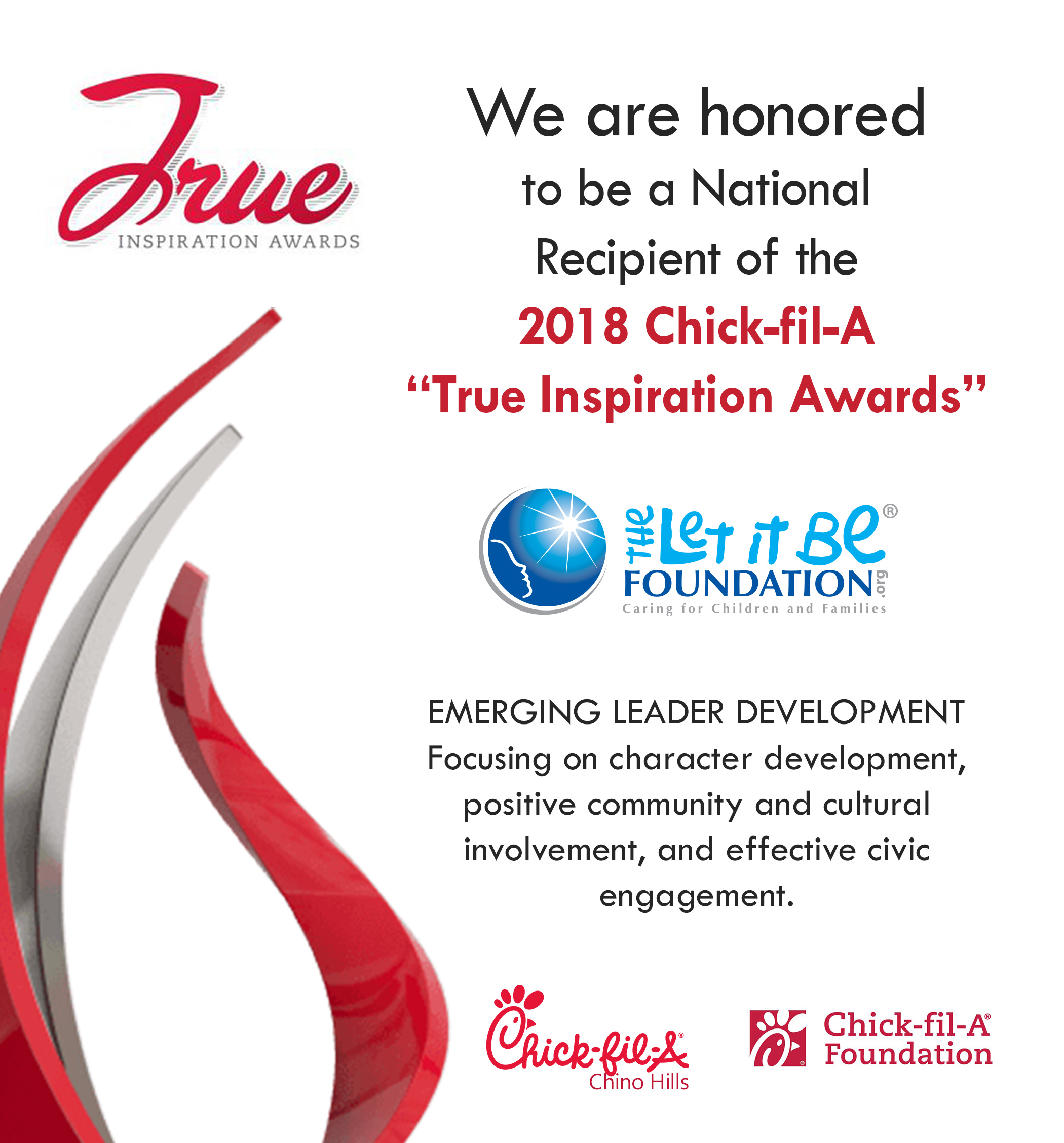 Chick-Fil-A Award