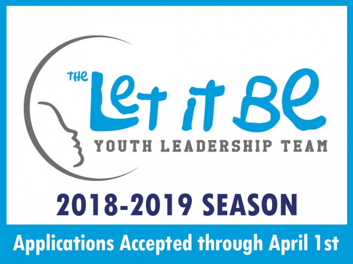 2018-2019 Youth Leadership Application
